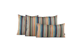 Ottoman Pillow Maharam Pillow In Ottoman Stripe Design Within Reach