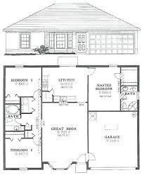 3 bedroom floor plans floor plan house 3 bedroom by homes ranch house plans 3 bedroom bath