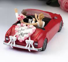 car wedding cake toppers wedding car cake topper wedding bliss baby