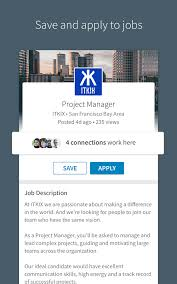 linkedin android apps on google play