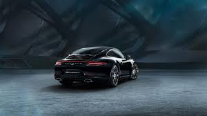 Porsche 911 Black - porsche 911 carrera black edition 02 jpg