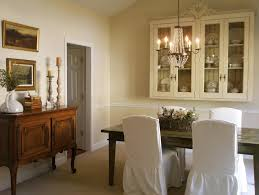 dining room chair slipcover spice up your dining room with stylish slipcovers hgtv