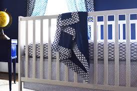 interior navy crib skirt cnatrainingdotcom com