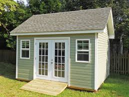 tough shed traditional backyard design with grey tuff shed