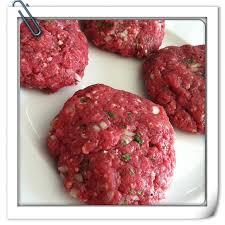cuisiner steak hach steak haché maison mes recettes tout simplement
