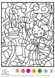 Coloriage Magique De Dauphin à Imprimer Nos Jeux De Coloriage