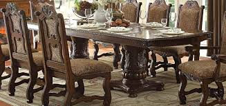 dinning dining room sets counter height table oval pedestal dining