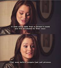 Gossip Girl Memes - top ten most valuable life lessons we learned from gossip girl