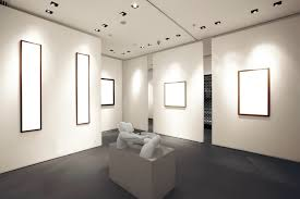 Ceiling Art Lights by The Top 3 Lighting Fixtures Used For Displaying Art Language Of