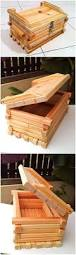 best 25 pallet chest ideas on pinterest wood chest pallet toy