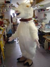 Goat Halloween Costume Costume Hire Mascots Costumes Dress Costumes Character