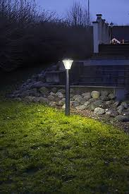 bright light solar bright pir solar garden light northlight clas ohlson