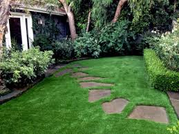 Florida Backyard Landscaping Ideas by Synthetic Grass Sunny Isles Beach Florida Landscaping Business