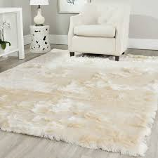 living room charming shag area rugs for modern home interior