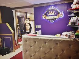 Posh Interiors Raid My Closet Princess Hazel Salon And Spa