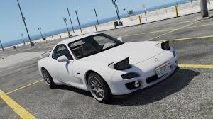 mazda rx 7 mazda rx7 fd3s add on replace tuning livery template