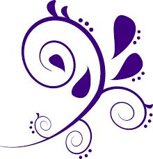 swirl designs clip 115547
