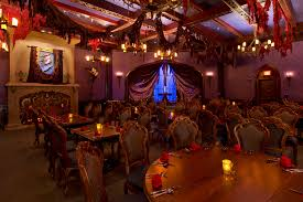 Everything You Ever Wanted To Know About Be Our Guest The DIS - Beauty and the beast dining room