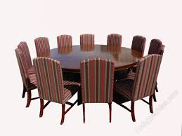 Dining Table 12 Seater Dining Room Table That Seats 12 S Antique Pertaining To For