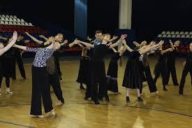dance training management system