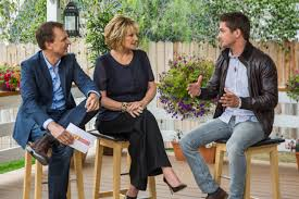 daniel lissing home family hallmark channel