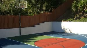 Backyard Tennis Courts Tennis And Other Outdoor Sports Courts Construction And Resurfacing
