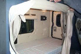 Truck Sleeper Interior Mik Mak Fabrication Ltd New Liskeard Ontario