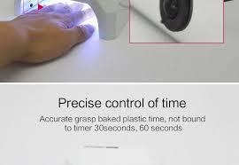sun6 auto sensor 36w 110v u0026220v led nail gel lamp dryer diamond