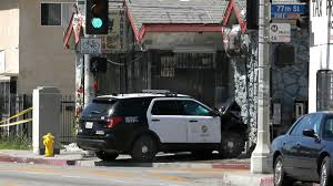 lapd cadets stole police cars and may have impersonated officers