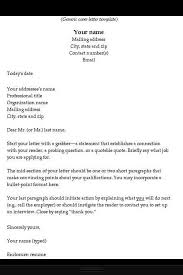 General Cover Letter Examples For Resume by 139 Best Resume Cover Letter Images On Pinterest Resume Ideas