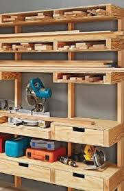 Woodworking Plans Garage Shelves by Lumber Storage Rack Woodworking Plan From Wood Magazine My Ideal