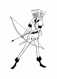 hq robin hood coloring pages uncategorized froogskid net coloring