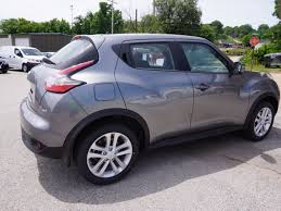 Roof Box For Nissan Juke by 2017 Nissan Juke S City Arkansas Wood Motor Company