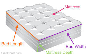 Measurement Of A King Size Bed Thai Bed Sizes