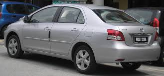 toyota vios file toyota vios g second generation rear serdang jpg