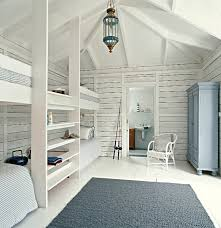 Build Wood Bunk Beds by Inspiration White Wood Bunk Bed And Scandinavian