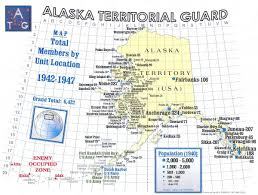 Show Me A Map Of Alaska by Alaska Territorial Guard Wikipedia