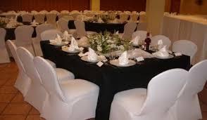 decoration mariage noir et blanc mille et une variations de noir et de blanc