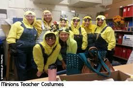 Minion Costumes Halloween 15 Halloween Costume Ideas Teachers Teaching Room 6