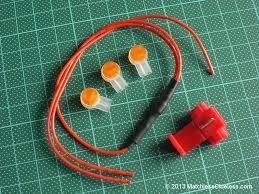 led indicator diode kit installation instructions u2022 matchless clueless