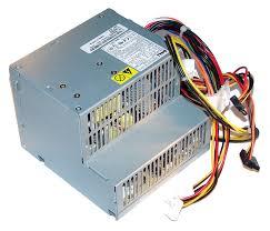 dell mh596 optiplex 745 model dcne 280w power supply small