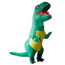 inflatable dinosaur costumes for adults kids t rex dinosaur