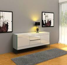 furniture modern sideboard with sideboards and credenzas also
