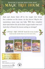 Magic Treehouse - midnight on the moon magic tree house 8 022808 details