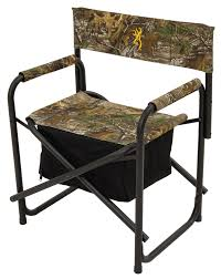 Director Chair Covers Amazon Com Browning Camping Directors Chair Plus With Insulated