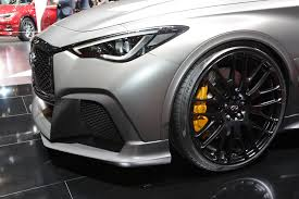 lexus lc vs infiniti q60 infiniti q60 project black s concept first look f1 road coupe