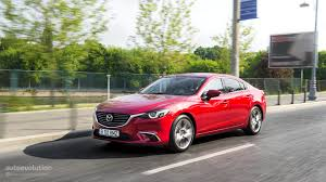 2016 mazda6 review autoevolution