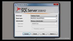 membuat database baru di sql server sql server management studio 2008 create new login youtube