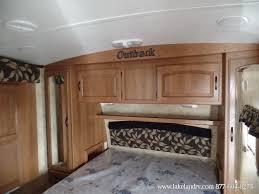 outback rv floor plans 2012 keystone outback 298re travel trailer 3107a lakeland rv