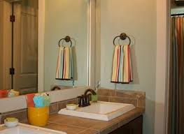 framing a bathroom mirror realie org